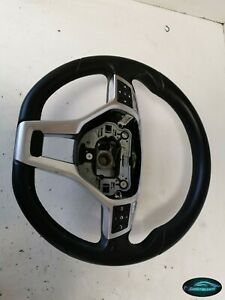 2012 Mercedes Benz C Class C300 Steering Wheel Sport Black A1724602903