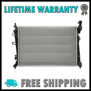 13087 New Radiator For Ford Focus 2008 2009 2010 2011 2 0 L4