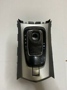 2008 2013 Cadillac Cts Center Console Shifter Bezel W Boot Oem