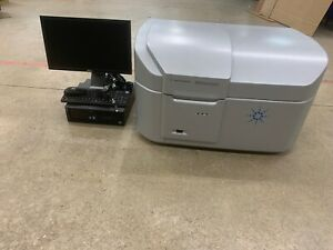 Agilent Technologies Dna Microarray Scanner G2505 C G2505c With Software