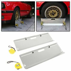 Most Accurate Diy Wheel Alignment Tool Gauge Toe Plates
