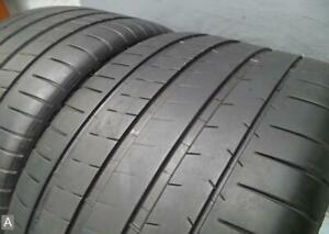 Pair 295 30 20 Michelin Pilot Super Sport X With 85 Tread 7 32 101y 7488