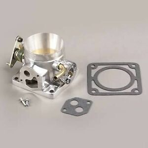 1986 1993 Mustang Or Cobra 5 0 65mm 65 Mm Power Show Polished Throttle Body