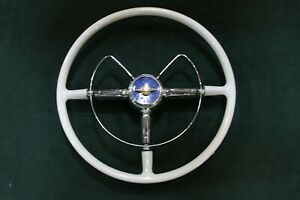 1949 50 Oldsmobile Steering Wheel
