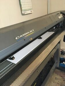 Cammjet Cj 500 Roland Wide Format Printer Print And Cut With Ink Cj500 Arms