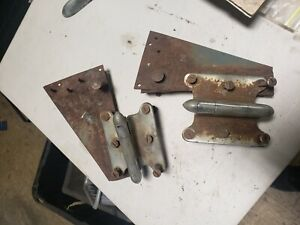 1946 1947 1948 Chrysler Town And Country Rear Trunk Hinges Mopar C39 46 47 48
