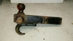 Triple Tri 3 Ball Trailer Hitch 1 7 8 2 2 5 16 Towing With Hook