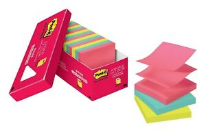 Post it Pop up Notes 3x 3 Cape Town Collection 100 Sheets R33018ctcp