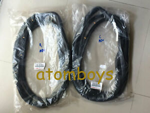 For Toyota Corolla Ee110 Ae110 Ae111 Front Door Sedan Seal Rubber Weatherstrip