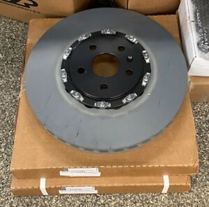 New Genuine Gm Brembo Front Disc Rotor For 2016 Cadillac Cts V Chevy Camaro Zl1