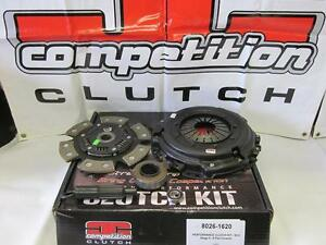 Competition Clutch Stage 4 Strip Kit B Series Integra Type R B18c B16a 8026 1620