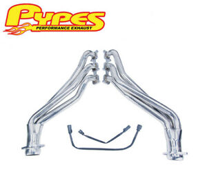2011 2014 Ford Mustang V6 Pypes 3 Stainless Long Tube Exhaust Headers