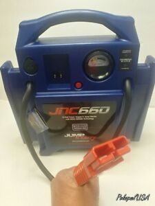 Pro Series Jump N Carry Jnc 660 1700 Peak Amp Jump Starter Quick Connect 7ft R G