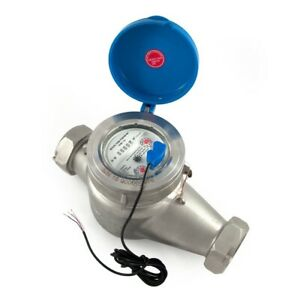 1 5 Inch Water Meter Manage And Save Utility Water Conserve Resources 51