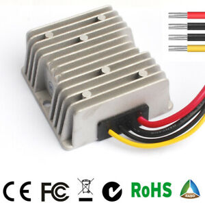 9v 36v To 12v Max 28a Dc Converter Reducer Regulator Voltage Stabilizer 1a 28a