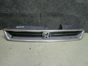 Grille Chrome 2 2l Fits 96 97 Accord 73755