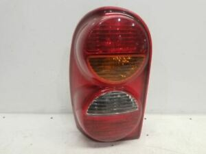 2002 04 Jeep Liberty Drivers Left Tail Light