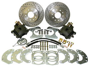 Disc Brake Conversion Ford 9 Rear End 11 Rotors