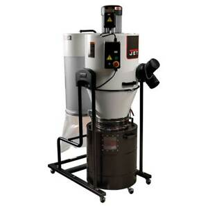 Jet 717520 Jcdc 2 230v 2 hp Cyclone Dust Collector