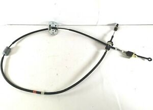 2018 Ford Focus Auto Transmission Shifter Cable 20k Miles Oem