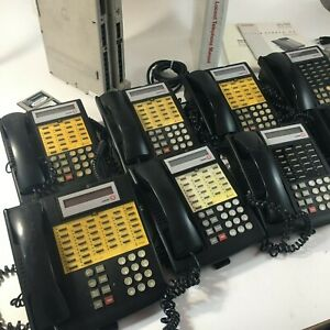Lucent Avaya Phone System For Small Business Startup With Voicemail Pre owned