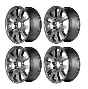 20 Ford Expedition F 150 2009 2014 Brand New Oem Charcoal Wheels Rims Set 3789b