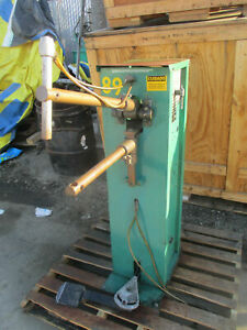 Western Arctronics Model 10 Kva Spot Welder_as pictured_first Come First Serve