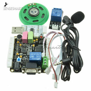 Voice Recognition Module Sp Voice Recognition Voice Module For Arduino Raspberry