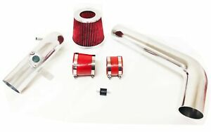 Red For 2011 2016 Scion Tc 2 5l L4 Cold Air Intake System Kit Filter