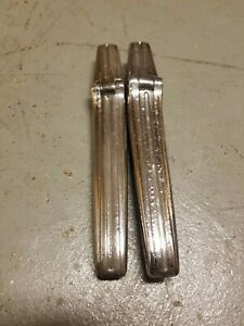 1939 1940 Cadillac Lasalle Trunk Hinges Pair L r Coupe Convertible Other Gm