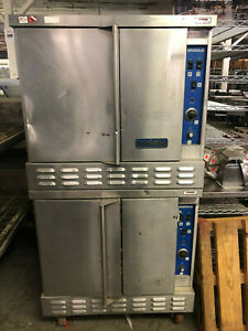Imperial Double Stack Propane Convection Oven