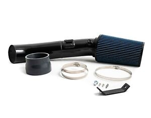 Rudy s Black Cold Air Intake Oiled Filter For 11 16 Ford 6 7l Powerstroke Diesel