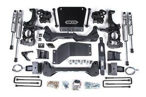 Bds 6 5 Lift Kit With Fox 2 0 Series Shocks For 2020 Chevy Gmc 2500hd 3500hd