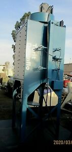Donaldson Torit Df 2df4 Dust Collector 2700 Cfm_good Cond _we Are Here For U