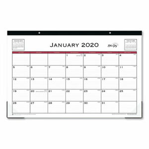 Classic Red Desk Pad 17 X 11 2020 Pack Of 10