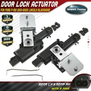 Door Lock Actuator Fit Ford F 150 2001 2003 Lincoln Blackwood Rear Left Right