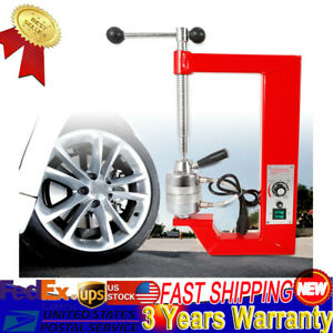 110v Tire Repair Machine Vulcanizer Vulcanizing Equipment Heavy Duty 100 80mm