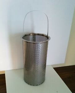 Perforated Stainless Steel Strainer Basket Hayward Bs704005 64