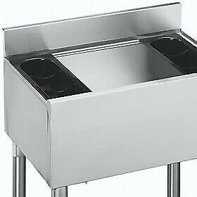 1800 Series 36 Ice Bin With Cold Plate