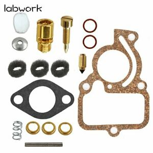 New Carburetor Carb Kit For Ih Farmall Cub Tractors Fast Shipping