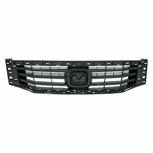 New Front Grille Assembly For 2008 2010 Honda Accord Ho1200189 Ships Today