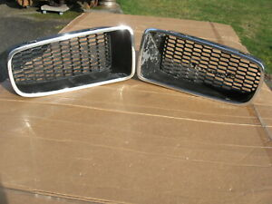 1972 Pontiac Firebird Trans Am Grilles 72 Ta Grills Oem Originals No Breakage