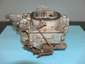 1955 1956 Chrysler 331 354 Ci Hemi Wcfb 4 Barrel Carburetor 2126s Carb