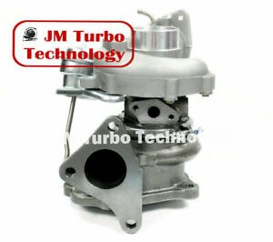 New Turbo Charger For 2005 09 Subaru Legacy gt Outback xt Rhf5h Vf40 14411aa511