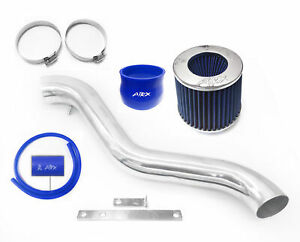 Airx Racing Blue For 1997 2001 Honda Prelude 2 2l L4 Air Intake System Kit