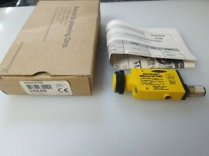 Banner Mini beam Sm2a312fvqd 35549 Photoelectric Sensor new In Box