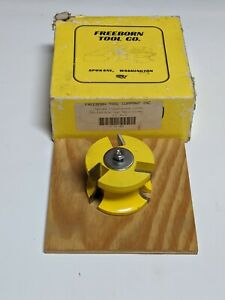 Freeborn Tool Mt 66 001 Tantung Matched Drop Leaf Table Shaper Cutter 3 4 Bore