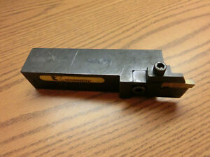 Ennametal Indexable Cutoff Toolholder With Insert