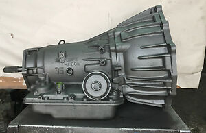 Rebuilt Transmission 4l60 e 4 speed Gmc Yukon Chevy Silverado Trucks K1500 4x4