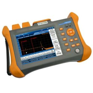 Otdr Sm Optical Time Domain Reflectometer Tester 1310 1550nm Built in Vfl 10mw